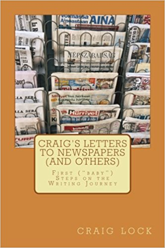 Craig's letters to newspapers